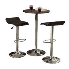 Bistro Kitchen Table Sets High Bistro Table And Chairs