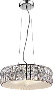 access 62358ledd mss cry magari mirrored stainless steel led small drum pendant lighting fixture loading zoom