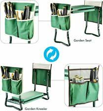 ohuhu garden kneeler and seat with 2
