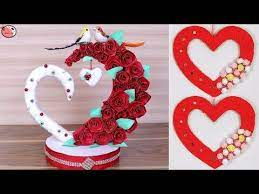 heart shaped gift ideas making at home