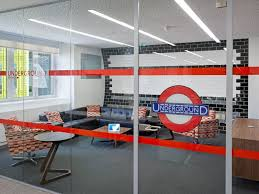 london office design. LinkedIn London Office Design - Phase 1 H