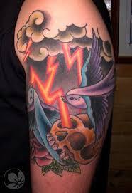 tattoo sleeve designs clouds. Modren Clouds In Tattoo Sleeve Designs Clouds T
