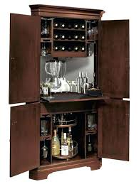 small bar cabinet furniture corner bar and wine cabinet open cabinet hardware 4 less