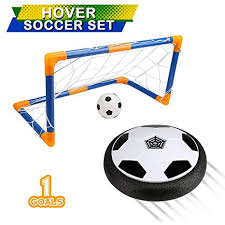 BelleStyle <b>Kids Toys Air</b> Power Soccer Ball,Hover Soccer Ball <b>Set</b> ...