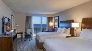 hilton garden inn virginia beach oceanfront room 2 queen beds view oceanfront
