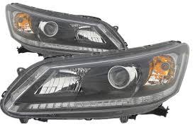 2013 Honda Accord Parking Light Amazon Com Headlight Replacement For Honda Accord Sedan