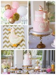 Karas Party Ideas Elegant Mother Goose Birthday Party