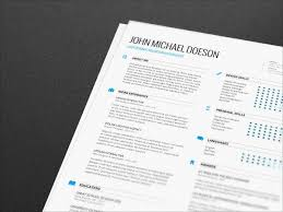 Indesign Resume Templates Extraordinary 28 Best Free Resume CV Templates In Ai Indesign PSD Formats Resume