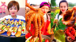 MUKBANG SEAFOOD BOIL King Crab, Geoduck ...