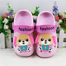 Online Shop 2019 <b>Summer Children's Shoes</b> Baby <b>Slippers Cartoon</b> ...