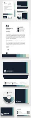 Office Stationery Design Templates Creative Modern Office Stationery Design Templates Free Download