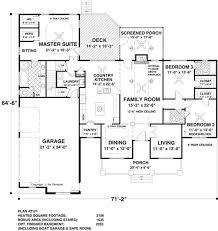 Amicalola Cottage  Rustic House Plans  Small Cottage PlansCountry Floor Plans