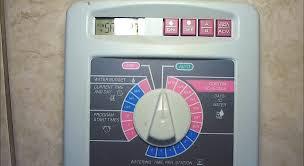 rain bird esp tm sprinkler controller erratic mode dial repair rain bird esp 6tm sprinkler controller erratic mode dial repair esp 6 tm rainbird