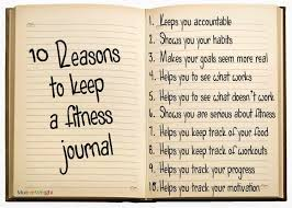 Stay Healthy Fitness Food Journals Can Help Us Get Back On Track