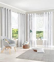 Gardinen Wohnzimmer Kleine Fenster