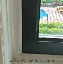 hey home office overhalul. Office Overhaul Part Ii Painting Black Windows And Doors Hey Home Overhalul