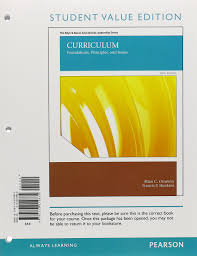 Pearson Learning Design Principles Buy Curriculum New Myedleadershiplab With Pearson Etext