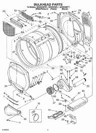 whirlpool gew9250pw1 parts list and diagram ereplacementparts com whirlpool duet dryer electrical diagram Whirlpool Duet Dryer Wiring Diagram #40