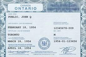 Ontario Developing A Gender-Neutral Option For Birth Certificates ...