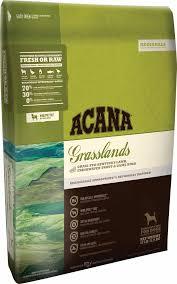 Acana Grasslands Grain Free Dog Food Made In Usa