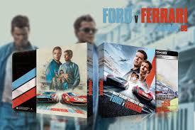 Le mans football club (french pronunciation: Le Mans 66 Aka Ford V Ferrari 4k 2d Blu Ray Steelbook Cine Museum Art Italy Hi Def Ninja Pop Culture Movie Collectible Community