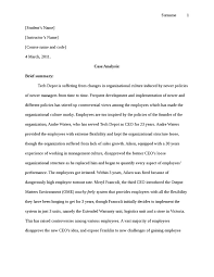 How To Write a Case Study Analysis   Klariti