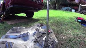 honda accord fuel pump and fuel tank removal honda accord fuel pump and fuel tank removal