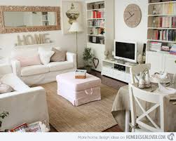 Elegant Shabby Chic Living Room Ideas Magnificent Living Room Design Trend  2017 With Distressed Yet Pretty White Shab Chic Living Rooms Home Design