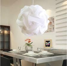 kid room lighting. diy pendant lamp diameter 40cm pvc handmade wavy shape kid room lighting light fixture with led