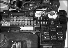 chrysler car fuse box wet questions answers pictures fixya electrical whereas trunk fuse box is more interior electrical you have one in your engine compartment the other should be either behind a kick panel inside