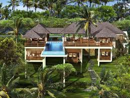 Tropical Architecture Group, Inc.- Modern Hawaiian & Balinese Style  Architecture Design Homes
