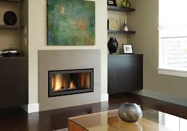 modern gas fireplace living room with built in cabinets cabinets image by regency fireplace s