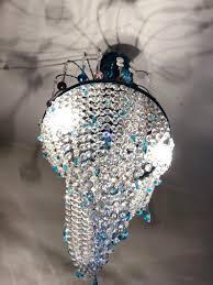 Hochzeit Messing Kristall Leuchte Korb Beleuchtung