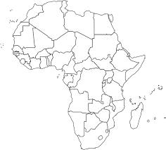 afoutl map of africa worksheet free worksheets library download and on antecedent worksheets