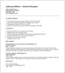 example of a well written resume example of written resume example of a well written resume