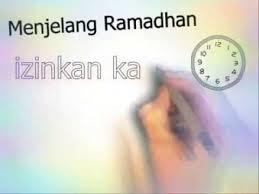 Hasil gambar untuk ungkapan rasa di bulan ramadhan