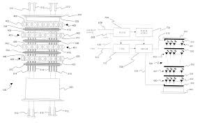 patent us led strobe light patents patent drawing