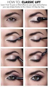 clic lift eye makeup tutorial my hijab