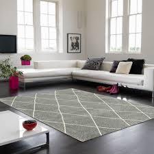 logan lg08 diamond grey ivory rug by asiatic
