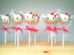 Hello Kitty Cake Pops 4 Manchester Women