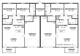 Narrow Duplex Plans  Google Search  Projects To Try  Pinterest Floor Plans For Duplexes