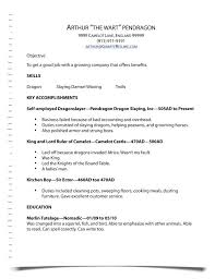 How To Do Resume How Do A Resume Resume Template Singapore Free