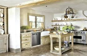 Country Kitchen Design Mesmerizing Country White Kitchen Ideas Table Accents Refrigerators Best
