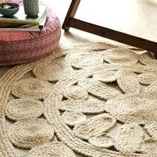 jute round rug plum bow flora braided jute round rug white one jute rug ikea australia