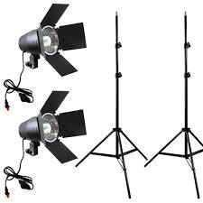 Photo Studio Lighting Kit Ebay Details About Lusana Studio Daylight Dimmable Barndoor Lighting Professional Studio Light Kit