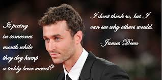 IamA male porn star and director. I m James Deen Ask me anything.