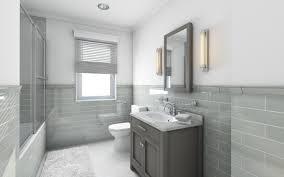 Modern Bathroom Remodel Cool Inspiration Design