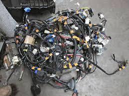 mazda mx5 mk2 5 1 6 wiring loom ecu engine bulk head image is loading mazda mx5 mk2 5 1 6 wiring loom