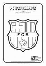 Kleurplaat Barcelona Shirt