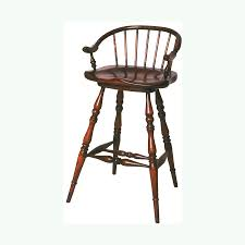bar stools with arms and back. Windsor Low Back Swivel Seat Bar Stool Stools With Arms And R